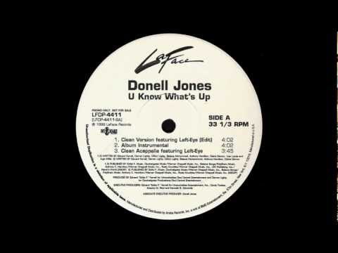 Donell Jones - U Know What's Up (Joy Orbison Edit)