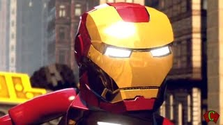 Gamescom 2013 Trailers LEGO Marvel Super Heroes