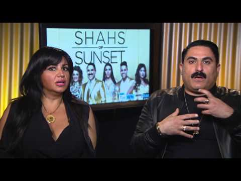 DRAMA Shahs of Sunset