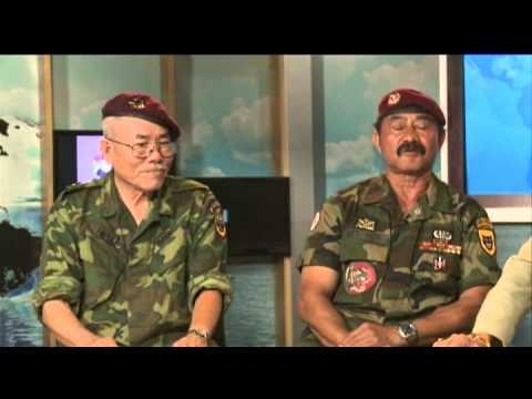 Chân Dung Người Lính VNCH - Lý Viên và Lù Tắc Nồng (1)
