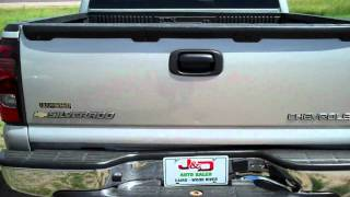 2005 Chevy Silverado 1500 Crew Cab LS For Sale (Sold) videos