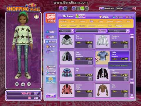 Audition Latino - Shop Téd
