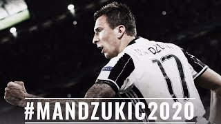 Mandzukic and Juventus, together until 2020!