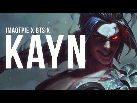 Imaqtpie - BTS & KAYN! WHEN KPOP INVADES LEAGUE!