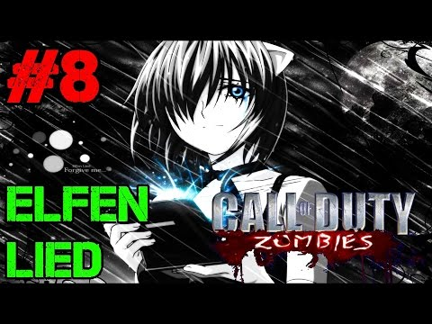 Elfen Lied Ep.8 - Call of Duty Custom Zombies (CoD Zombies) - World at War [PC HD]