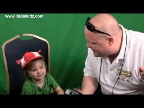 Otis from www.liddlekidz.com - Live Interview
