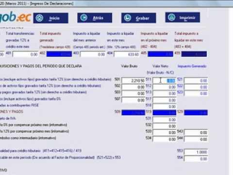 descargar formulario 104a