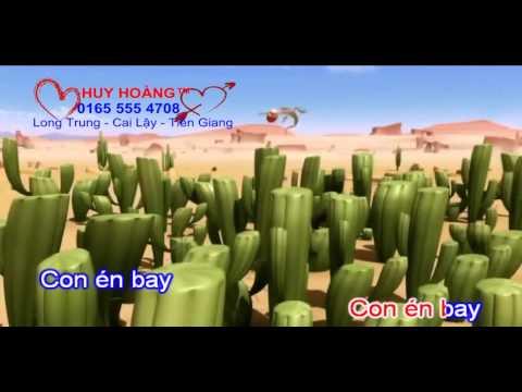 [Karaoke] Con bướm xuân Remix HD - Huy Hoang Karaoke Beat