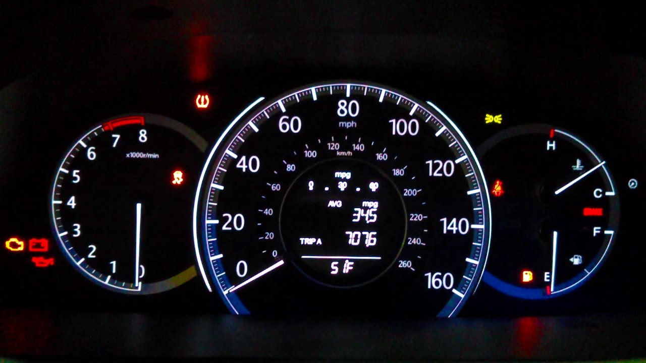 2013 honda accord 707 6 miles in one tank fuel efficiency test died at gas station youtube. Black Bedroom Furniture Sets. Home Design Ideas