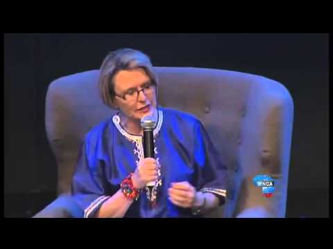 The Gathering - Q&A with Helen Zille