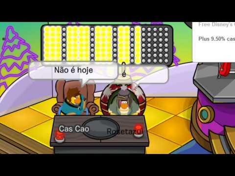 Club Penguin- Loucura não é Crime #1