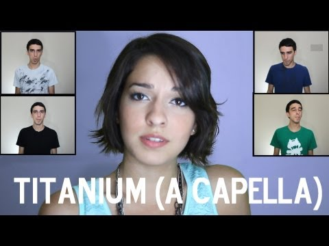 David Guetta ft Sia - Titanium (A Capella Cover ft Astrid)