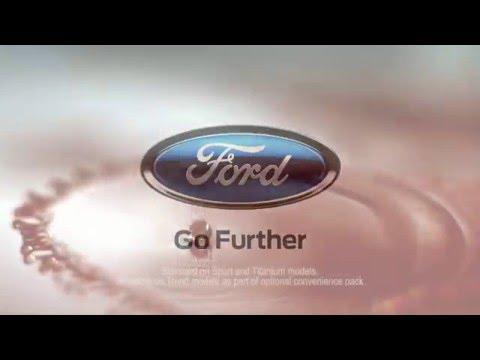 Hệ thống gạt mưa tự động trang bị trên xe Ford
