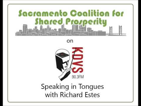 Sacramento Coalition for Shared Prosperity's KDVS Interview