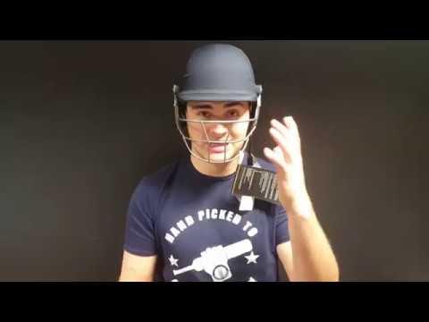 Shrey Wicket Keeping Air 2.0 Titanium Helmet (Navy)