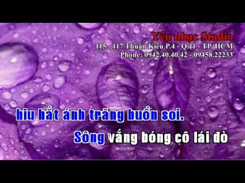 KARAOKE BEN SONG CHO