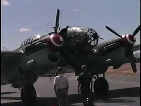Heinkel HE-111 - German Bomber - Falcon Field - Mesa AZ