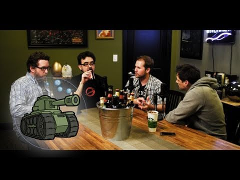Drunk Tank #107 Video Podcast