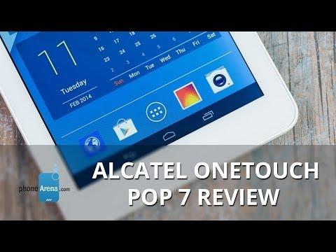Recensione Alcatel OneTouch Pop 7