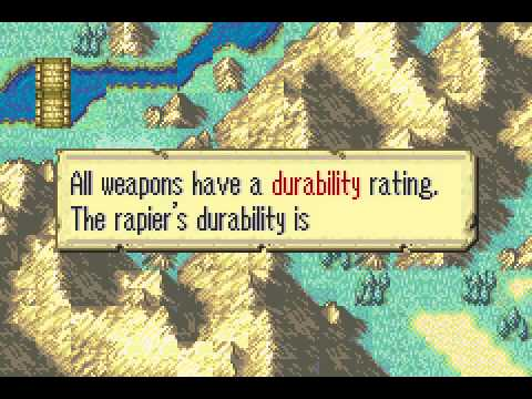 Fire Emblem - The Sacred Stones - Fire Emblem - The Sacred Stones Walkthrough Intro - User video