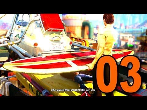 Sunset Overdrive - Part 3 - Our Way Out (Let's Play / Walkthrough / Gameplay)