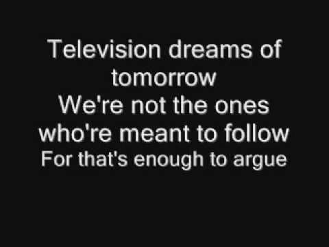 American Idiot --Greenday-- Lyrics ( censored)