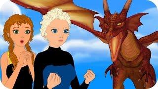 Kristoff's Sister In Danger! Elsa & Anna Of Arendelle