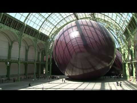 Anish Kapoor: Leviathan at Grand Palais Paris