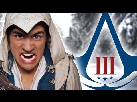 Ini parody smosh dari game assasin creed