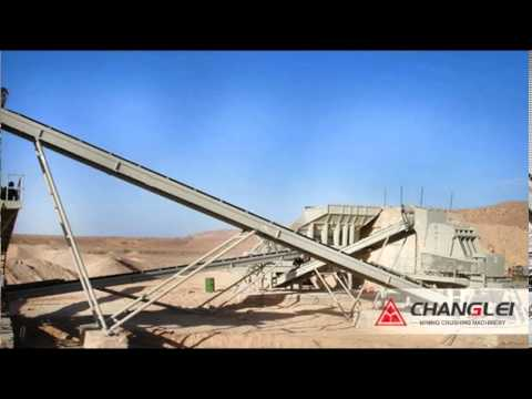 Gold Ore crusher equipment in Greenland
