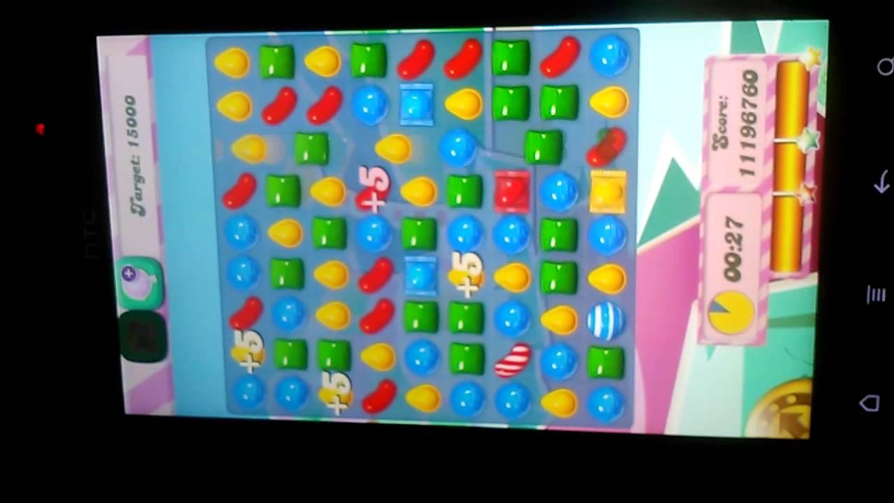 Candy Crush Level 252 Highest Score