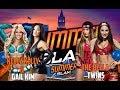 WWE 2K17 Summer Slam The Bella Twins vs Kelly Kelly Gail Kim SDWTTC
