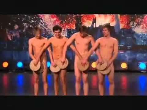 A Dança Dos Rapazes Pelados
