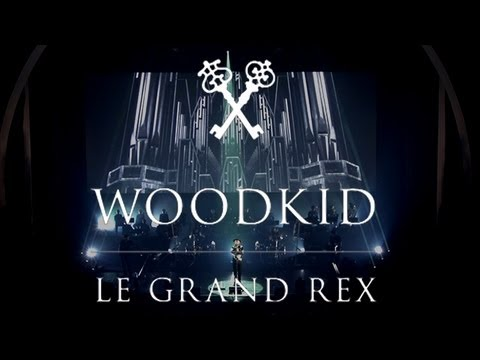 Woodkid - Baltimore's Fireflies & Stabat Mater (Live @ Le Grand Rex)