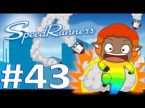 Orange Wool/Coestar/Avidyazen On SpeedRunners (Episode #43)