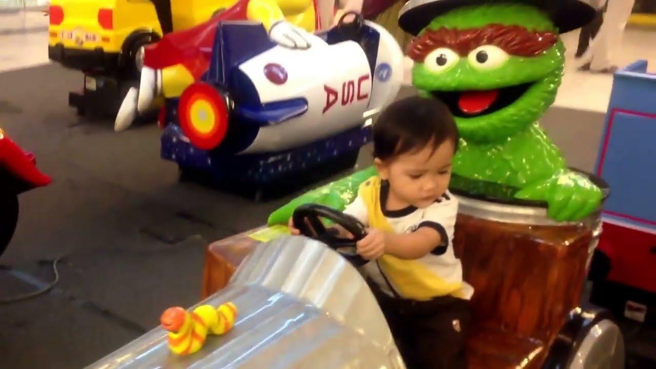 Sesame Street Toys For Toddlers : Kids toys sesame street ride for youtube