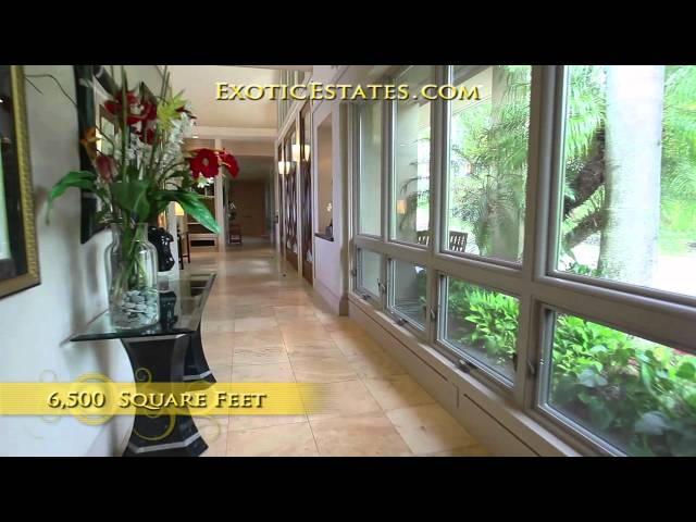 A Plantation Estate - Exotic Estates International