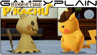 Detective Pikachu - Funny & Exciting Cutscenes