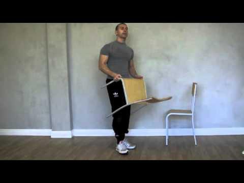 Personal Trainer #3: Come allenare Pettorali, Spalle, Tricipiti con 2 sedie