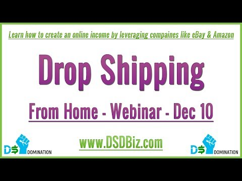 DS Domination | Drop Shipping from Australia, Europe, UK, Canada, South America, Asia