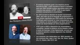 Breve Historia De Los Sistemas Operativos GNU/Linux Y Sus