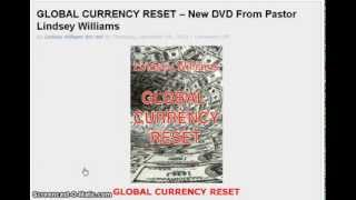 Global Currency Reset and a New Gold & Silver backed Currency