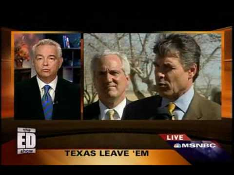 Texas to leave the Union?
