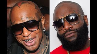 Rick Ross FINAL WARNING to Birdman More Details on Drake and Meek Mill.