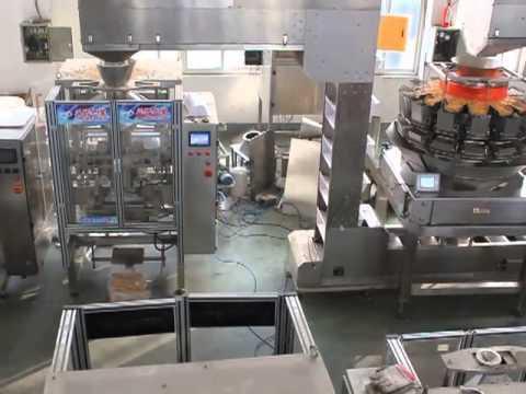 Máquina de embalagem: batata frita máquina de embalagem