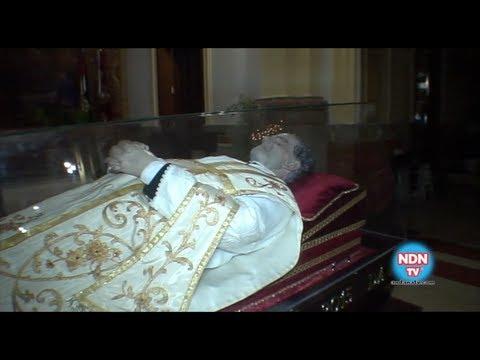 Reliquias de Don Bosco en Pozoblanco