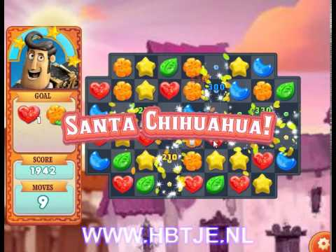 Book of Life Sugar Smash level 1