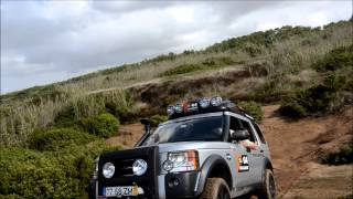 Land Rover Discovery 3 & Discovery 2 G4 Challenge 4x4