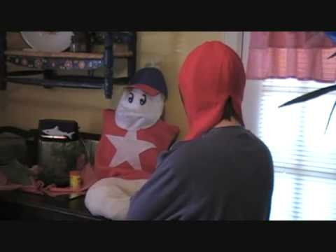Homestar Runner Birthday Party
