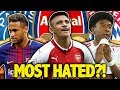 The Most HATED Player In World Football Is SundayVibes